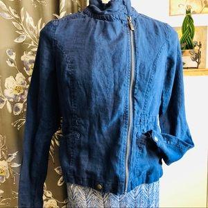 2/$20 // YEST Linen Jacket